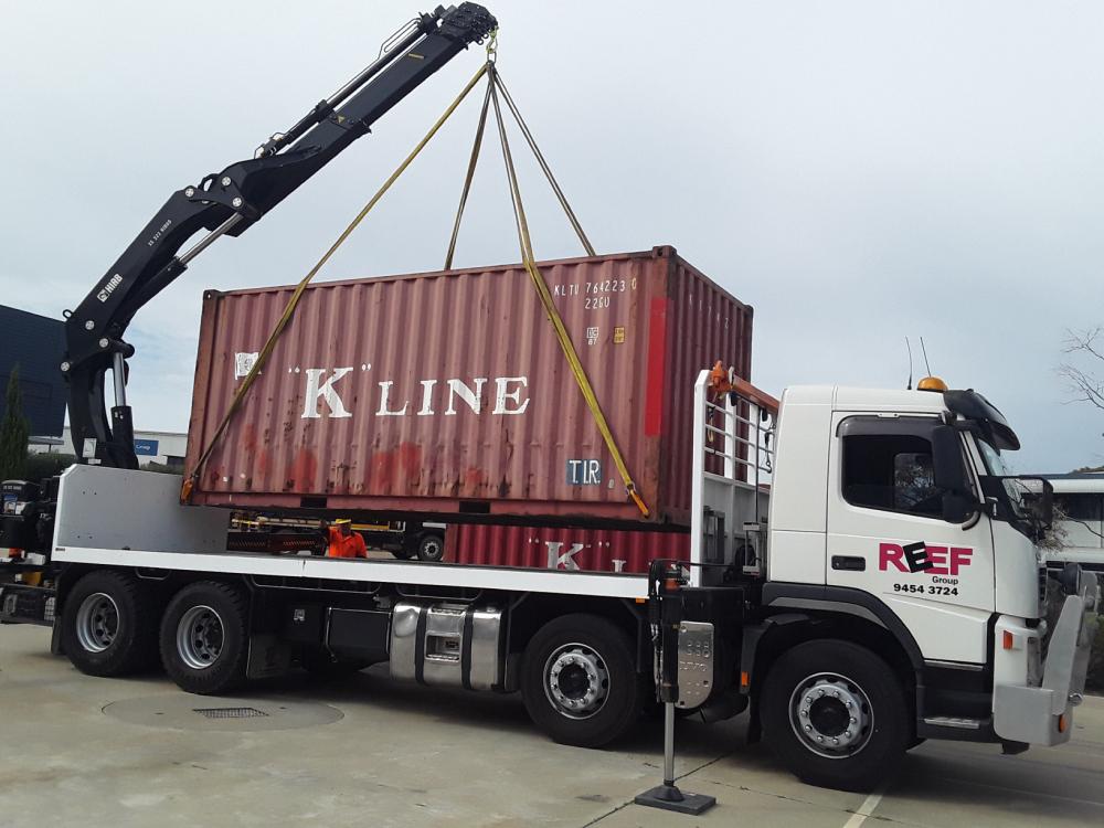 hiab crane transport perth